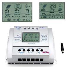 80A 12V-24V MPPT Solar Laderegler Solarregler Solarpanel Controller Regulator PT