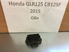HONDA GLR CBF 125 RECTIFIER REGULATOR SH853AA BREAKING SPARES 2015