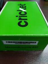 Microsoft Lumia 650 Smartphone Cricket Black Android - OPEN BOX