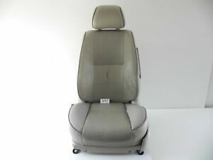 2003 LEXUS IS300 SEAT LEATHER FRONT LEFT DRIVER SIDE TAN COLOR OEM 071 #A92