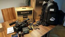 Sony HVR-Z5P HDV-Hand-Camcorder + Tasche + Zubehörpaket. Sehr guter Zustand.