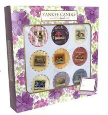 Oficial Yankee Candle Wax derretir Conjunto de Regalo Incluye 9 Tartas (22g cada uno)