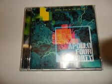 CD  Apollo Four Forty  ‎– Gettin' High On Your Own Supply