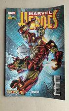 MARVEL HEROES ,Marvel France ,panini Comics ,état neuf ,numéro = 31