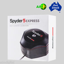Datacolor Spyder 5 Express *NEW* Aus Stock, Local Warranty, Spyder5Express