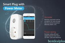 For Broadlink SP3S EU Smart Remote Control Timer Socket Home Monitor D1