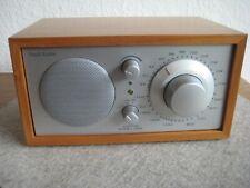 Tivoli Audio Model One Radio, Ciliegio/Argento, Cherry/Silver, antenna, tabulazione