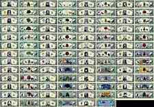 Set of 50 state dollar bills & a general USA bill
