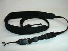 OPTECH Strap QD for Compact Cameras and Binoculars in Black