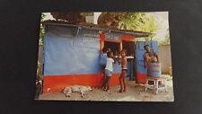 CPA Guadeloupe une marchande de sorbets chez Mimi