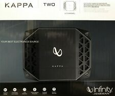 NEW Infinity KAPPA TWO 2-Channel, Full Range 700W MAX Car Audio Amplifier