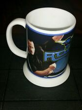 WWF The Rock Danbury Mint Collector Stein Mug World Wrestling Federation