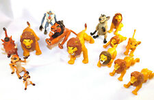 Disney Lion King Action Figures Mattel Lot of 14 Characters