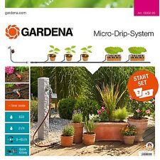 GARDENA MDS Start-Set Pflanztöpfe M automatic, Tropfsystem
