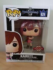 Disney Funko Pop - Kingdom Hearts Kairi w/keyblade 624 Special Edition