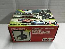 Polistil F1 Evolution A 202 CAMBIO DI VELOCITA' Auto per Pista MIB, 1978