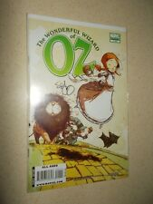 WONDERFUL WIZARD OF OZ 1 NM signed by Skottie Young!  Marvel 2009