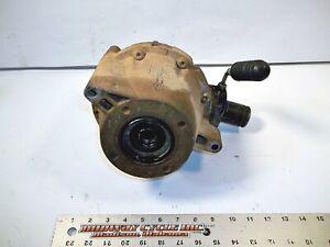 JOHN DEERE 05 TRAIL BUCK 650 CVT FRONT DIFFERENTIAL C705400264 CVT650  jh