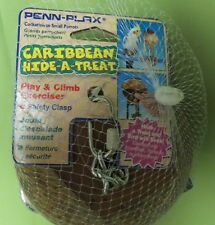 BACH2/BACH3    Caribbean Hide-a-Treat Bird Toy Cockatiel to Parrot