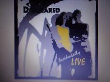 (NEW) CD D-SQUARED ACCIDENTALLY LIVE ~ RARE FOLK!!  2006 d squared d-square