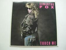 """Samantha Fox  """"Touch Me"""""""