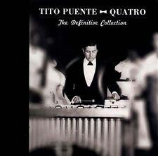 Quatro: The Definitive Collection [Box] by Tito Puente (CD, Oct-2012, 5 Discs, S
