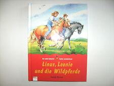 Sarah Bosse Linus Leonie und die Wildpferde Ales Vrtal