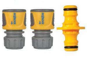 Hozelock 2070 Hose Pipe End Connector 2166 Double Male 2291 Garden Watering DIY