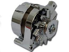 Chrome Ford High 105A Externally regulated Alternator