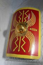 """Functional Roman Medieval 36"""" Armour Painted Shield Costume"""