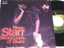 """Ringo Starr (Beatles) Beaucoups of Blues & Coochy Coochy (German 7"""") # 4115"""