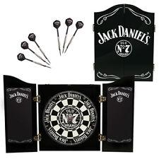 Jack Daniel's Dartboard with Cabinet