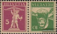Schweiz K24 gestempelt 1928 Tell