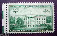 Sc # 990 ~ 3 cent National Capitol Sesquicentennial Issue