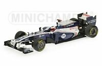 MINICHAMPS 410 110011 120088 WILLIAMS F1 model cars R Barrichello Maldonado 1:43