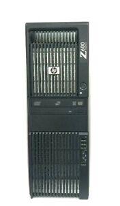 HP Z600 Workstation 2 x Intel E5506 2.13Ghz 12GB RAM 1TB HDD -Win 10 Pro