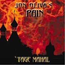 "JON OLIVAS PAIN ""TAGE MAHAL"" CD NEUWARE"