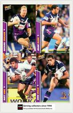 2007 Select NRL Champions Card Base Team Set-STORM (12)*