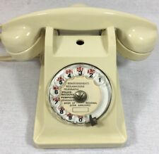 TELEPHONE BAKELITE BCI SCHNEIDER 1966 PTT   / Superbe État