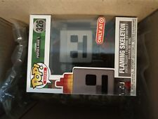 Funko Pop! Games Minecraft Skeleton on Fire Target Exclusive