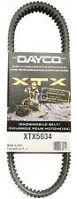 Dayco XTX5034 Drive Belt Ski-Doo Skidoo 600 800 900 1200 MXZ Renegade Summit X