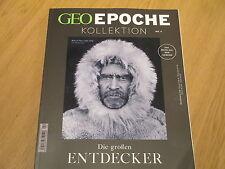 GEO EPOCHE KOLLEKTION NO. 4 - DIE GROSSEN ENTDECKER - TOP  +++k