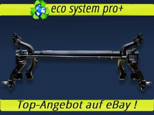5 JAHRE GARANTIE Hinterachse Achse Peugeot 206 CC ohne Austausch ohne Pfand !