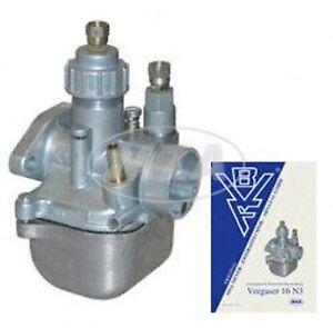 SIMSON  Motor  Vergaser  BVF 16 N3-5  für  S70  Original BVF Qualität