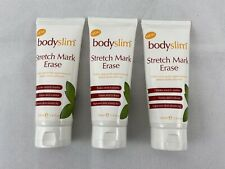 BodySlim X3 Stretch Mark Effacer Crème fondus Marks & Scars 100 ml Free Post M.I...