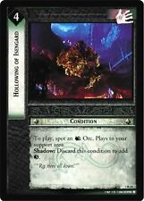 LOTR TCG Realms of the Elf Lords ROTEL Hollowing of Isengard 3R54