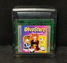 Diva Starz: Mall Mania (Nintendo Game Boy Color, 2000) Cart Only