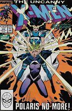 The Uncanny X-Men (vol.1) Nº 250/1989 Chris Claremont & Marc Silvestri