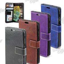 HUAWEI GR5 Case, Slim Wallet Flip Leather Pouch Cover For HUAWEI