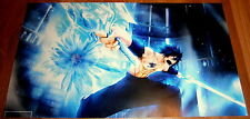 Poster A3 Fairy Tail Grey Fullbuster